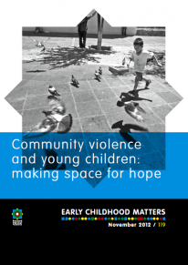 Publication ECM119 Community Violence and young children: making space for hope