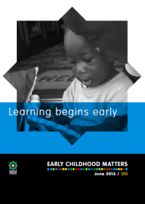 Cover_ECM120_Learning begins early