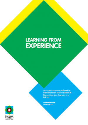 Publication RRP1 Learning from Experience