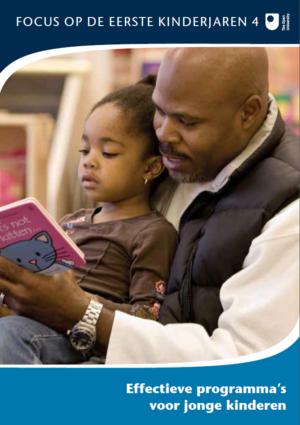 Effectieve programma's voor jonge kinderen - Focus op de eerste kinderjaren