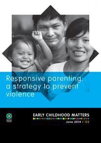Publication ECM122 Responsive Parenting: a strategy to prevent violence