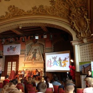 A Dutch view on the CATS Conference in Caux, Switzerland - Blog - Bernard van Leer Foundation - Kim van Laar