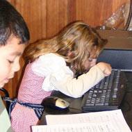 Mom, I'm on the blog! – 21st century skills at primary school