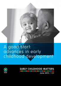 Publication ECM124 A Good Start: advances in early childhood development