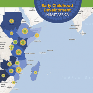 New mapping tool helps early childhood funders coordinate in East Africa