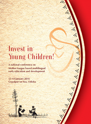 Invest in Young Children - national conference India - January 2016