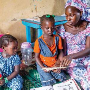 Impact bonds in early childhood development