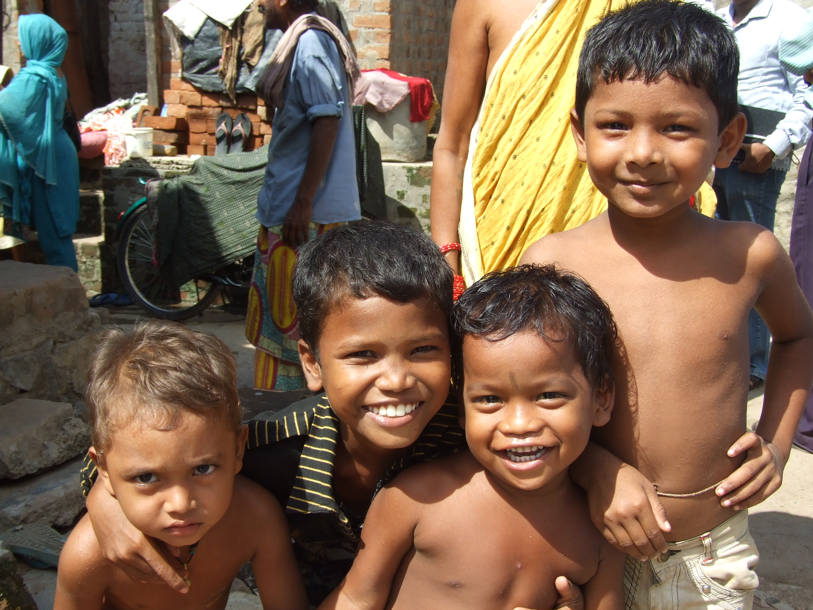 slums throughout the indian subcontinent essay or dissertation with regard to kids