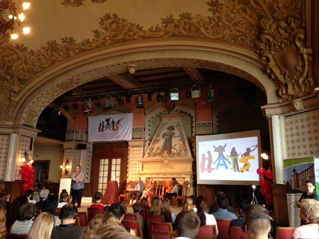CATS conference, Caux