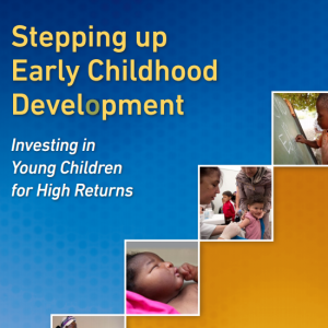 Blog - Calling for a two generation approach to child development - Bernard van Leer Foundation