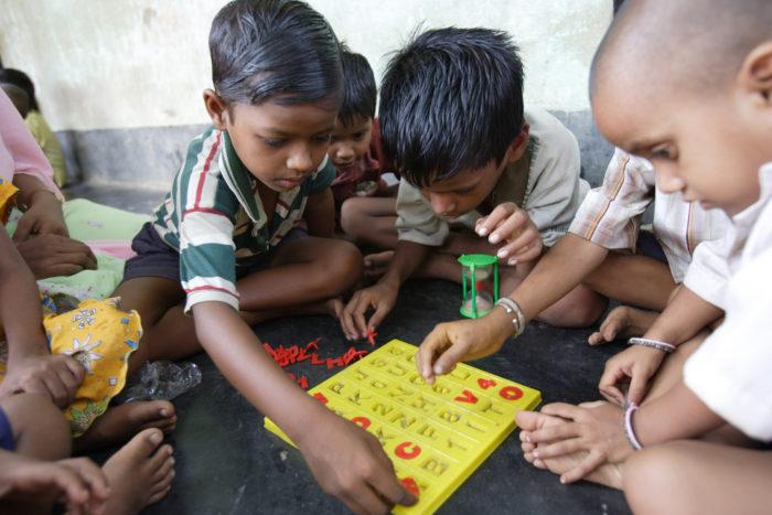 Scaling Up Mother Tongue Based Preschool In Odisha Bernard Van