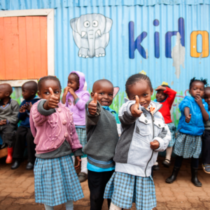 improving informal childcare in kibera