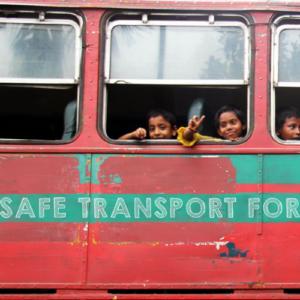 Child friendly buses - Urban95 Challenge