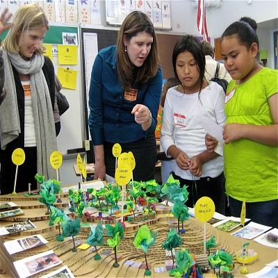 Blueprints for hope: engaging children as critical actors ...
