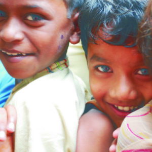Inspiring slum children through education: a story from Delhi An experience of early comprehensive care with children under 3 years old - Early Childhood Matters