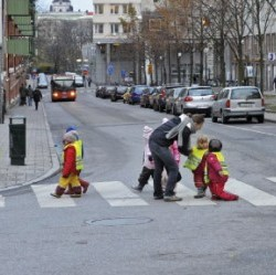 Child-friendly cities