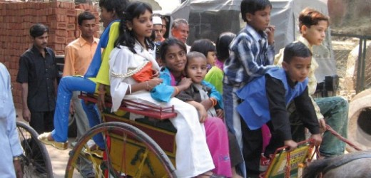 Children growing up in Indian slums: Challenges and