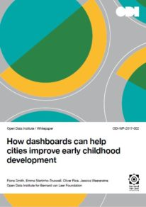 How dashboards can help cities improve early childhood development