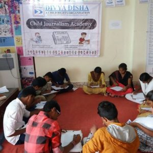 Child journalists - Divya Disha - Bernard van Leer Foundation