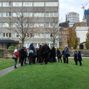 Participants reflect on Urban95 London walking tour - Bernard van Leer Foundation