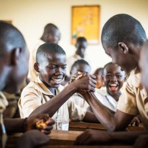 Private sector backs quality education in Ivory Coast - Bernard van Leer Foundation
