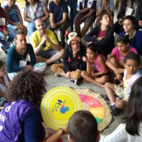 Oasis Game in Brazil sheds light on children's vulnerable situation - Blog - Urban95 Challenge