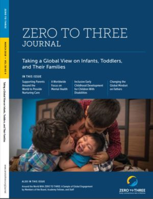 Download the new ZERO TO THREE Journal