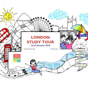 Leaders from Delhi and Bhubaneshwar visit London for Urban95 study tour