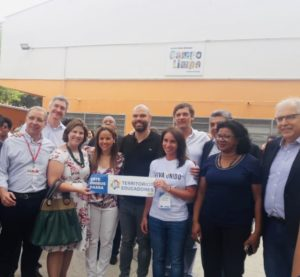 Mayor of São Paulo launches project introducing safe and playful walking routes - Bernard van Leer Foundation