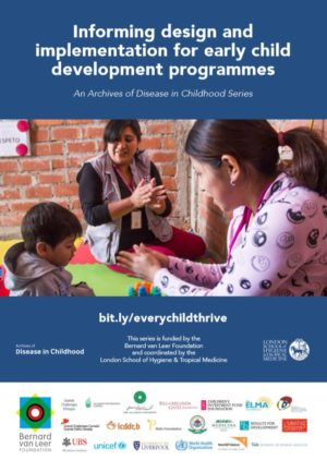 Informing design and implementation for early child development programmes