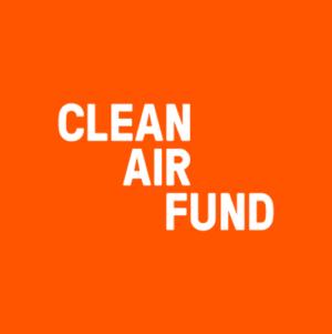 Clean Air Fund logo