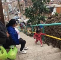 Creating a safe walking route in hilly Lima - Urban95