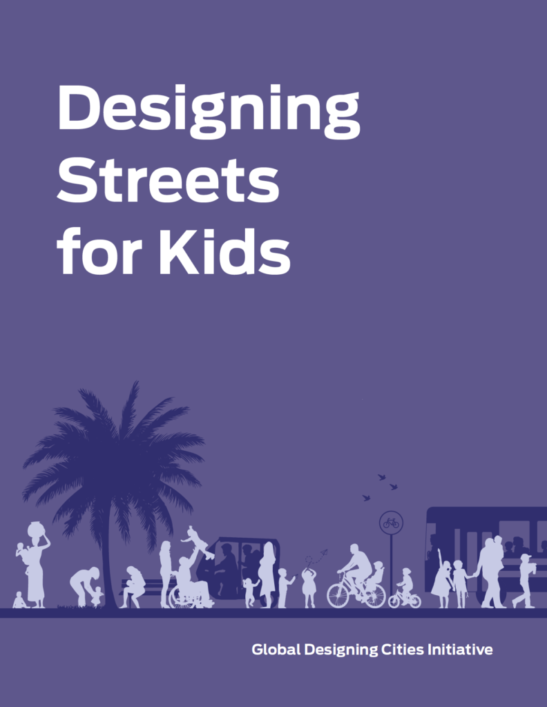 Designing Streets for Kids
