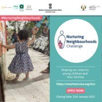 Nurturing Neighbourhoods Challenge banner
